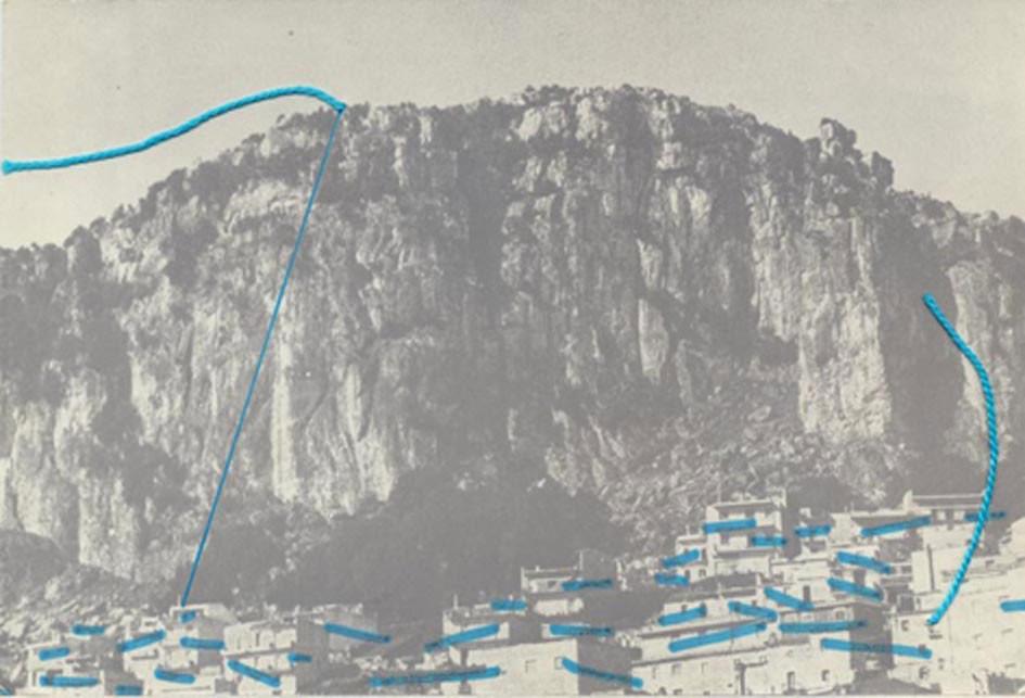 © Maria Lai, Legarsi alla montagna